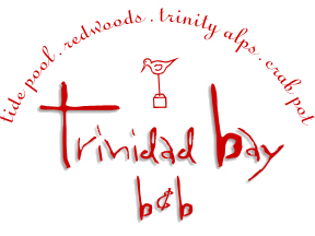 ... Trinidad Bay Bed &amp; Breakfast Logo